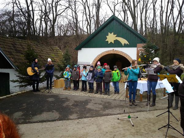 Adventtreffen in  Hadres